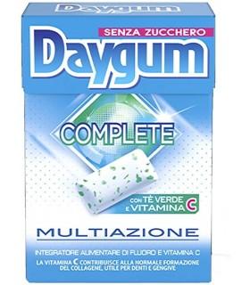DAYGUM COMPLETE SENZA ZUCCHERO ASTUCCIO CONF. DA 20 PZ.
