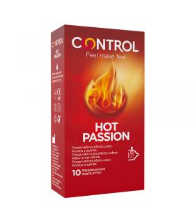 Control Hot Passion 10 pz.