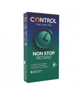 Control Non Stop Retard 6 pz.