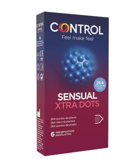 Control Sensual Extra Dots