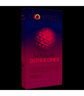 Control Sensial Dots&Lines  6 pz.