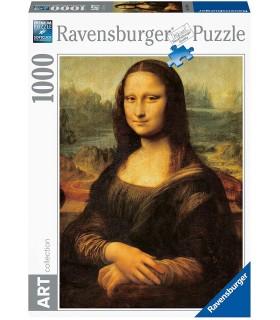 Puzzle Ravensburger 70x50 cm. 1000 pz. La Gioconda Leonardo Da Vinci