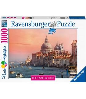 Puzzle Ravensburger 70x50 cm. 1000 pz. Mediterraneo Italy