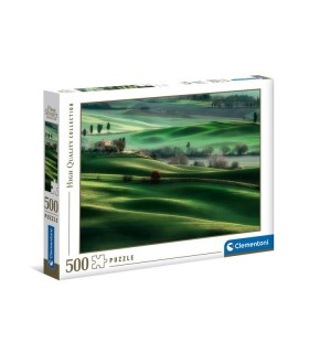 Puzzle Clementon Collection 500 pz. Tuscany Hills