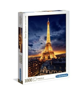 Puzzle Clementoni Collection 1000 pz. Tour Eiffel
