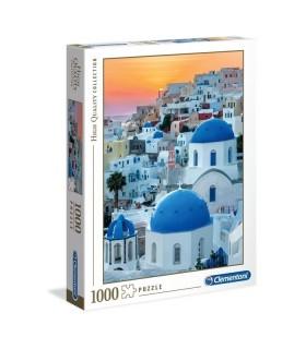 Puzzle Clementoni Collection 1000 pz. Santorini