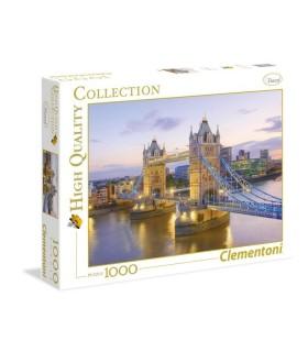 Puzzle Clementoni Collection 1000 pz. Tower Bridge