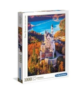 Puzzle Clementoni Collection 1000 pz. Neuschwastein