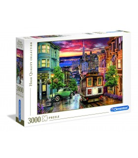Puzzle Clementoni 3000 pz. SanFrancisco