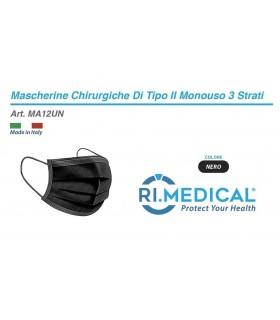 Mascherine Chirurgiche Protettive  in busta conf.50 pz. ( contiene 5 blister da 10 pz.)