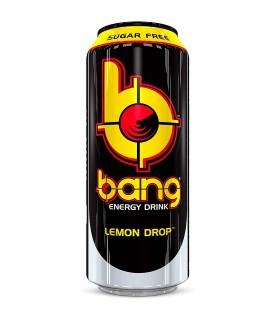 ENERGY DRINK BANG PEACH MANGO LATTINA DA 473ML CONF. 12 PZ.