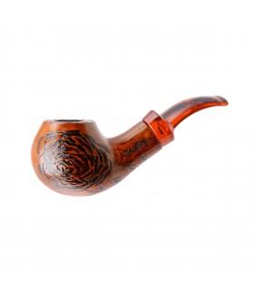 Pipa per Tabacco Coney in Legno di Noce L. 9cm
