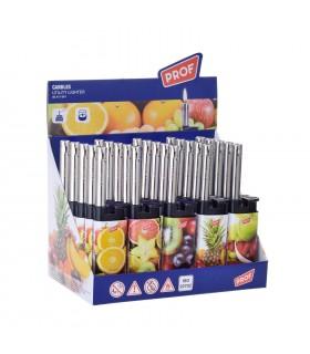 Accendigas Atomic Mini BBQ Fantasia Fruits conf. 25 pz. assortiti con 5 fantasie