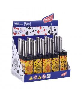 Accendigas Atomic Mini BBQ Fantasia Cards conf. 25 pz. assortiti con 5 fantasie