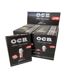 Filtrini OCB Extra Slim 5,7 mm. a cannuccia conf. 20 astucci da 120 filtri