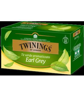 Tè Twinings Pure Green Classic conf. da 25 bustine