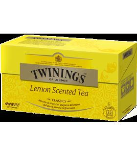 Tè Twinings Lemon Scented conf. da 25 bustine