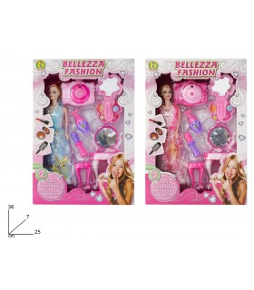 Playset Bellezza Fashion Mazzeo Giochi