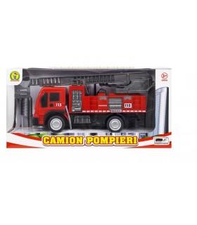 Camion Pompieri Mazzeo Giochi con Frizione