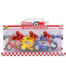 Moto Competition conRetrocarica