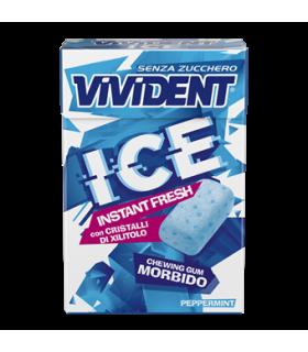 VIVIDENT ICE ISTANT FRESH PEPPERMENTI S/Z ASTUCCIO CONF. DA 20 PZ.