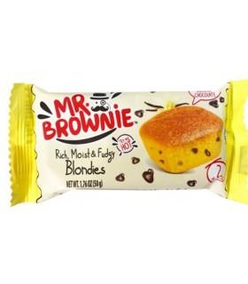 MERENDINA MR. BROWNIE BLONDIES 50G CONF. 18 PZ.