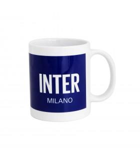 Tazza Mug in Ceramica F.C. Inter confezionata in scatola da regalo