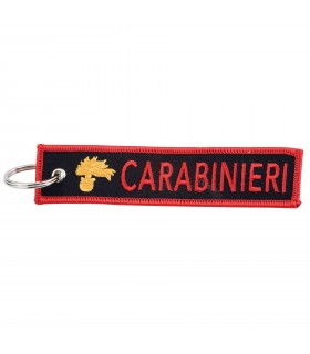 Portachiavi in Stoffa Arma dei Carabinieri