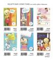 Biglietto Marpimar Compleanno Baby Looney Tunes con Rotella 1-9 Anni conf. 12 pz. assortiti