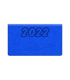 Agenda Settimanale 2022  Orizzontale mis.8x14 Orizzontale Mod. Paper Flex  Disponibile in 4 colori