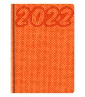 Agenda Giornaliera 2022 mis.10.5x14.8 Mod. Paper Flex Disponibile in 4 colori