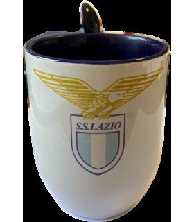Tazza Ceramica in con cucchiaino S.S. Lazio