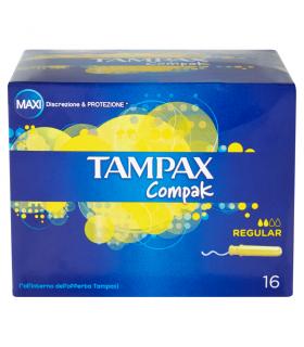 Assorbenti TAMPAX da 20 pz. Regular