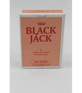 Carte Black Jack   Dal Negro