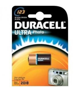 Pila Duracell DL 123