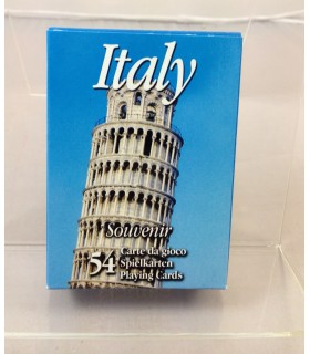 Carte Poker Modiano Italia (54 carte)