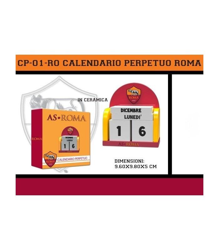 As Roma Calendario.Calendario Perpetuo In Ceramica Roma La Suprema Srl