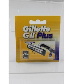 Ricambi Gillette GII Plus  conf. da 10 blister
