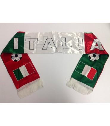 Sciarpa Italia Tipo Raso