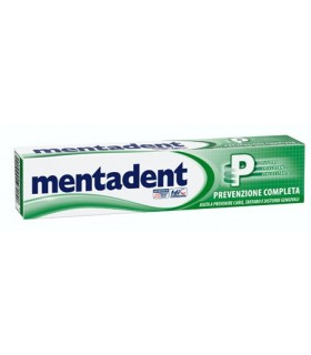 Dentifricio Mentadent  P 100 ml.