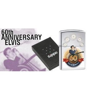 Zippo Elvis 60 Anniversary