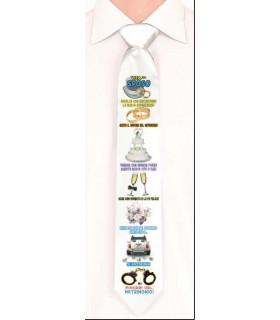 Cravatta Da Taglio dello Sposo