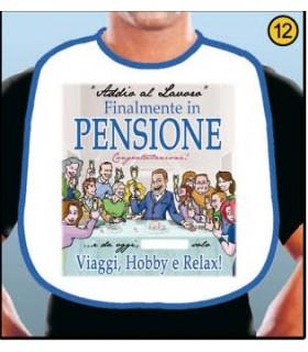 Bavaglione Finalmente in Pensione