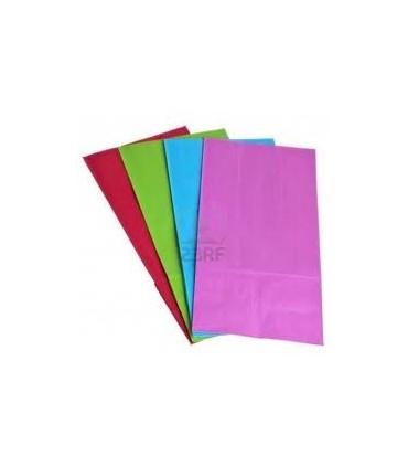 Buste in carta colorata