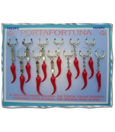Corni Portafortuna in Cartella